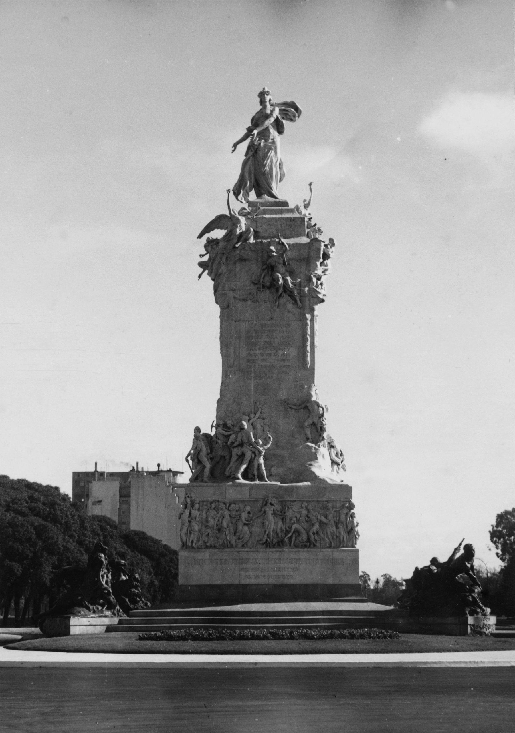 Monumento del primer Congreso Mariano Interamericano