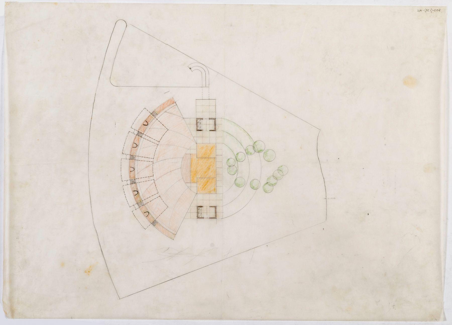 Concurso anfiteatro Parque Centenario