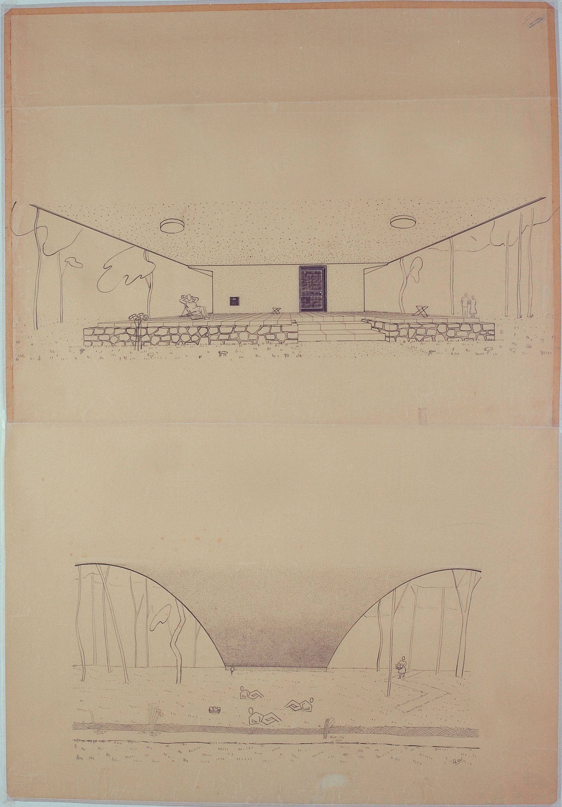 Casa sobre el arroyo en Mar del Plata
