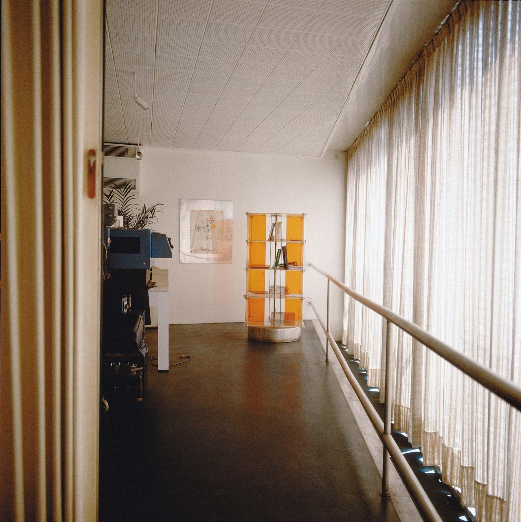 Laboratorio en calle Juncal