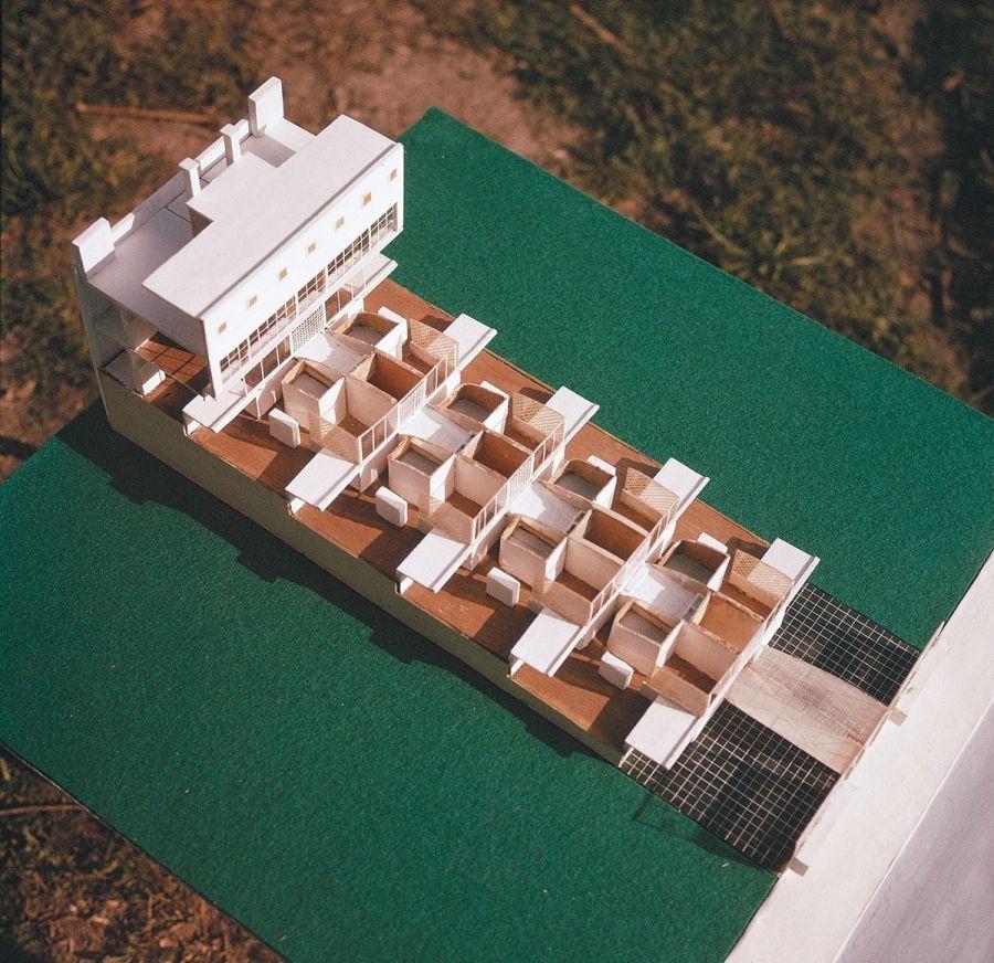 I. S/T  T. Foto  TP. Maqueta  S. Arquitectura  C. Configuración