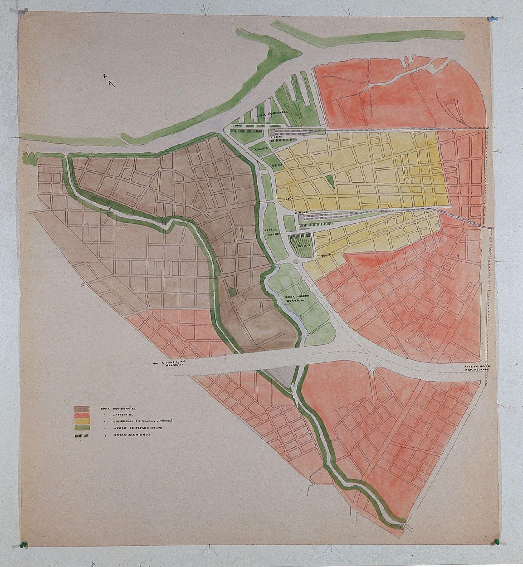 Planeamiento regional del Delta y Plan para el partido y la ciudad de Tigre
