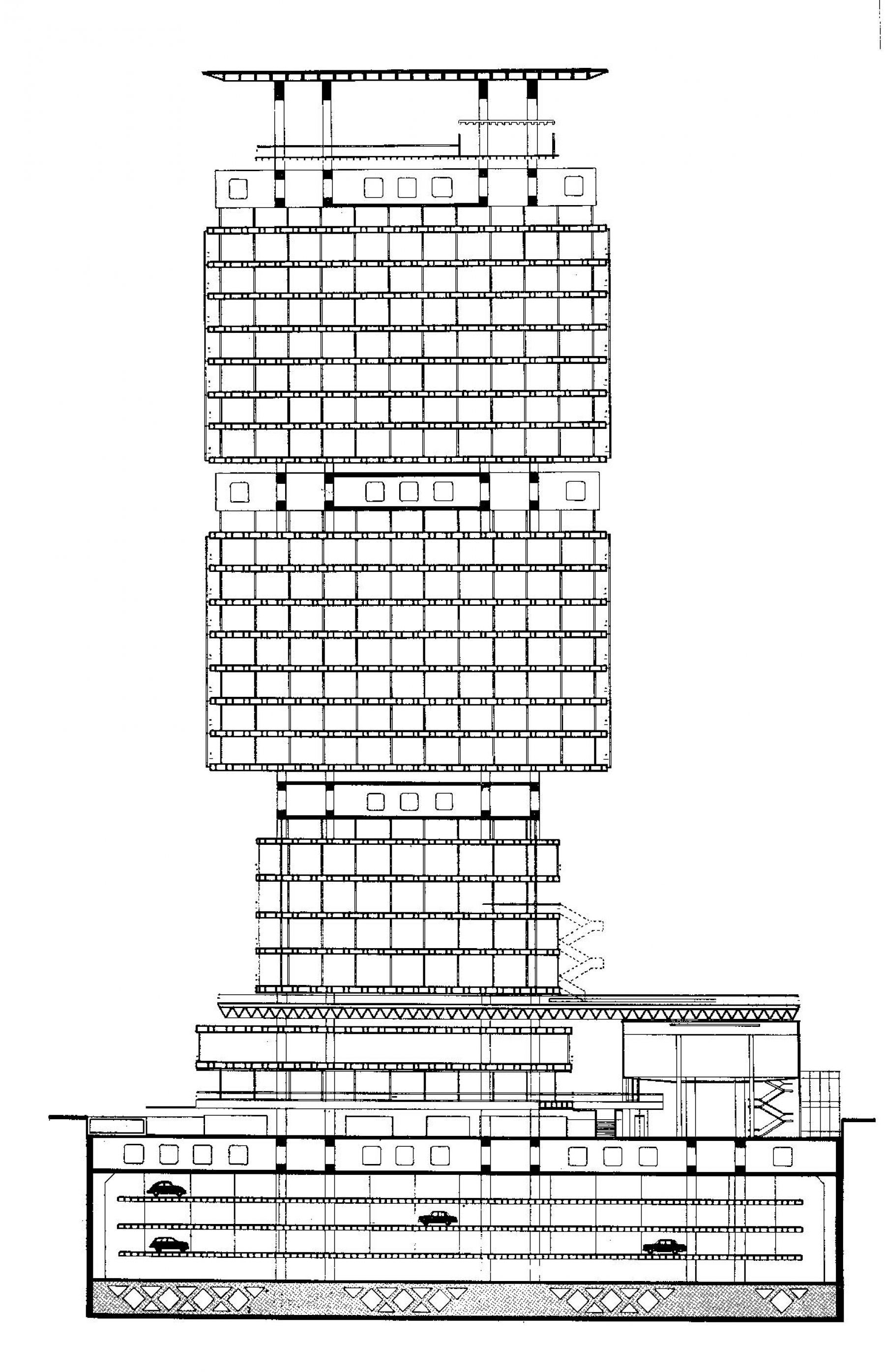Concurso Edificio Unión Industrial Argentina